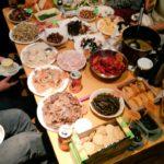 野食新年会2017まとめのまとめ & 蟲と日本酒のマリアージュが予想通りとてもよかった件