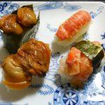 江戸前の干潟寿司2種セット(時価)