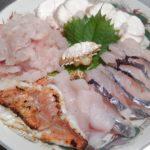 今年の深海釣りの豊漁を祈念して深海丼(2020ver.その1)を作った