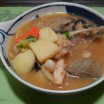 北海道の誇る庶民魚「なべこわし」の鍋を作るとお鍋はどうなるか