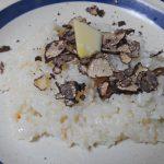 トリュフ保存用の米はやっぱりトリュフ臭くなるのか、食べて確認してみた