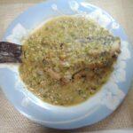 排水路で異常繁殖する「泉の鯛」ナイルティラピアを釣って食べてみた③:東京オリンピックにちなんで、チャド料理「ダラバ」を作ってみた