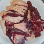 アナグマ肉