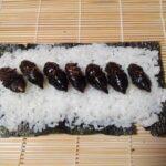 メリケンのすなる蝉寿司といふものを日本人もしてみんとてすなり(日本風に)