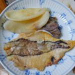 中国4大海味が1つ「魚肚のスープ」をクログチで作って食べてみた