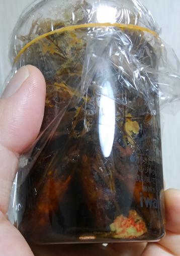 有明海のシバエビ(白エビ)とエツでズボラ魚醤を作ってみた