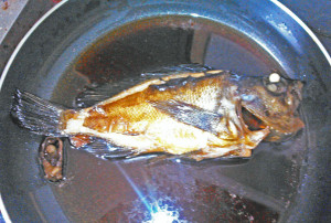 メバル,煮つけ,焼き
