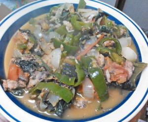 ヒナタイノコヅチ,料理,カラルー