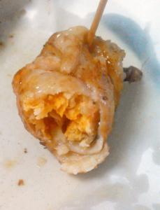 マスタケ,鶏皮,から揚げ