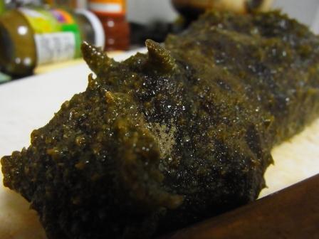 アメフラシを食べてみよう:野外で採集!おいしい食材